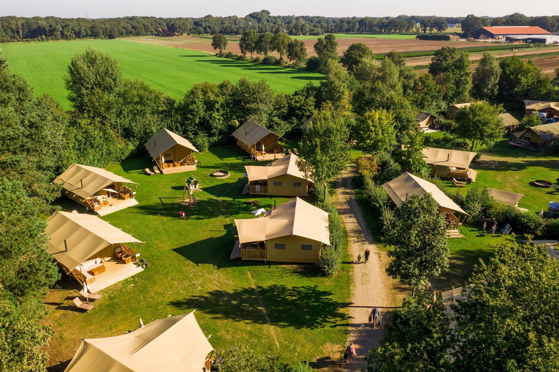 Vacanze col Cuore welcomes Dutch tourist in their own country   New Glamping