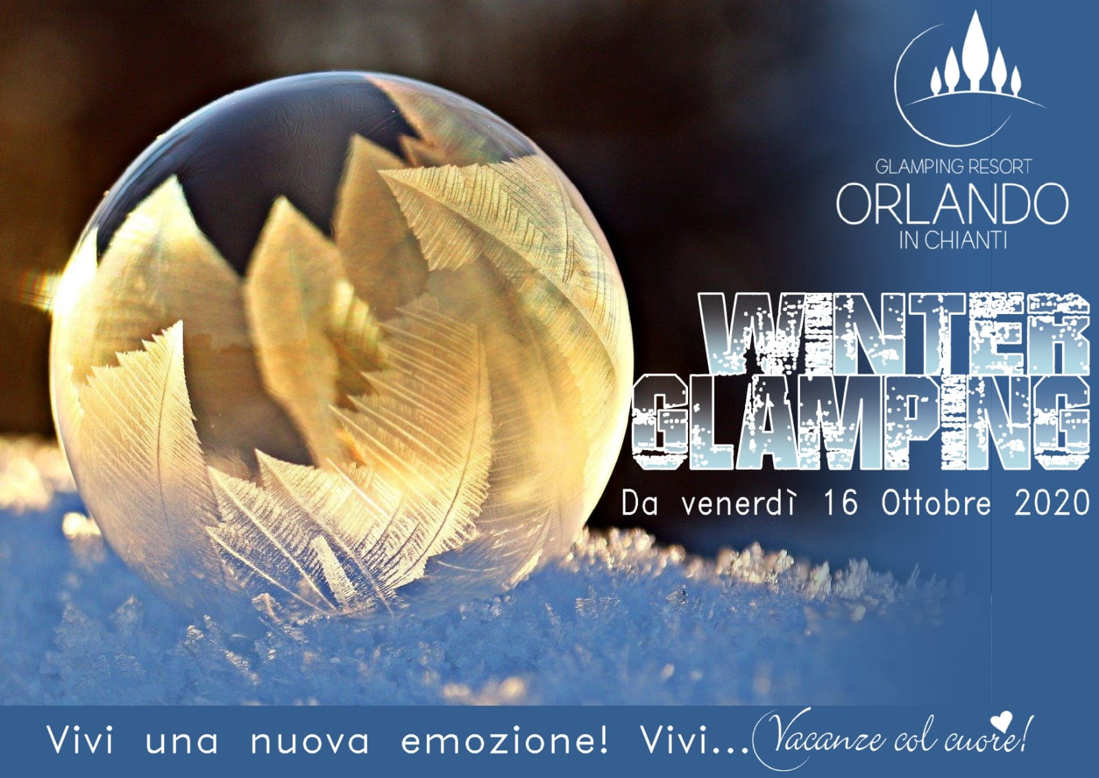 Orlando in Chianti Winter Glamping  | Opening soon